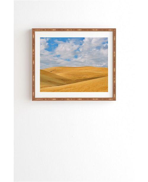 Deny Designs Serenity Framed Wall Art