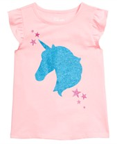 c6e6f4fb08376 Epic Threads Toddler Girls Unicorn T-Shirt, Created for Macy's