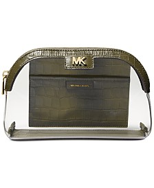 MICHAEL Michael Kors Clear Travel Pouch