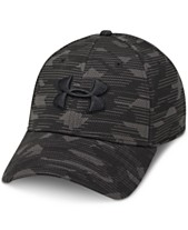 Under Armour Men s Printed HeatGear Logo Cap a206eef6496f