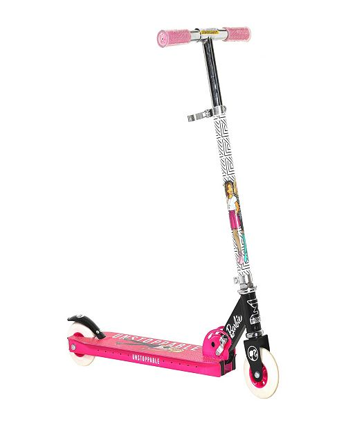 Barbie Folding Scooter