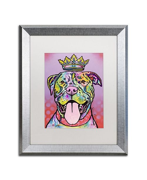 """Trademark Global Dean Russo 'Imperial' Matted Framed Art - 20"""" x 16"""" x 0.5"""""""