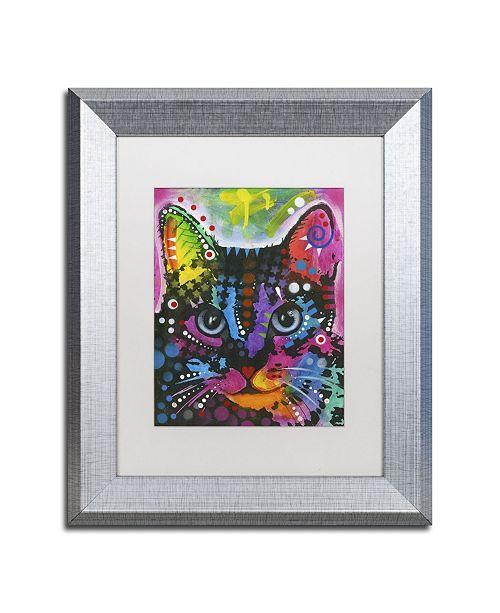 """Trademark Global Dean Russo '12' Matted Framed Art - 14"""" x 11"""" x 0.5"""""""