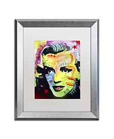 "Dean Russo 'Marilyn Monroe I' Matted Framed Art - 20"" x 16"" x 0.5"""