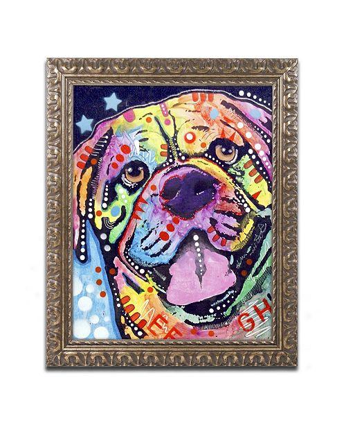 """Trademark Global Dean Russo 'Bosco' Ornate Framed Art - 20"""" x 16"""" x 0.5"""""""