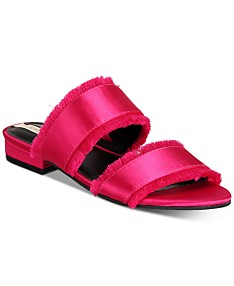 b8f6009f40e Mule Shoes and Slides - Handbags and Accessories - Macy's