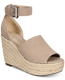 Marc Fisher Cala Platform Wedge Sandals
