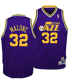 Big Boys Karl Malone Utah Jazz Retired Player Swingman Jersey