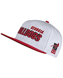 Nike Georgia Bulldogs Sport Specialties Shadow Snapback Cap