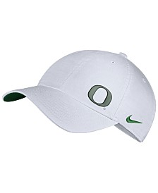 Nike Women's Oregon Ducks H86 Offset Strapback Cap