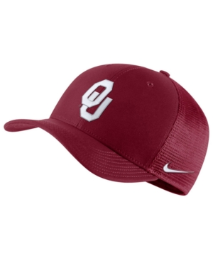 Nike Oklahoma Sooners Aerobill Mesh Cap