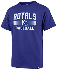 '47 Brand Big Boys Kansas City Royals Rival Slugger T-Shirt
