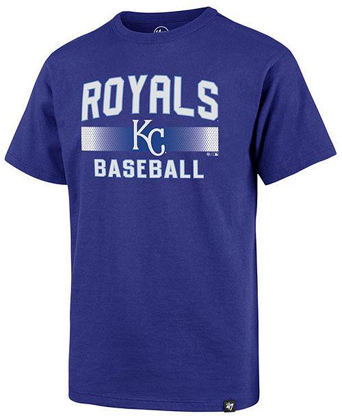 '47 Brand Big Boys Kansas City Royals Rival Slugger T-Shirt
