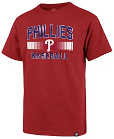 '47 Brand Big Boys Philadelphia Phillies Rival Slugger T-Shirt