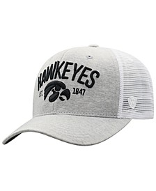 Iowa Hawkeyes Notch Heather Trucker Cap
