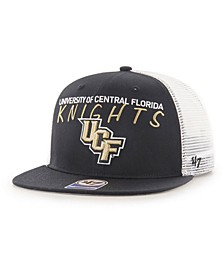 Big Boys University of Central Florida Knights Wordmark Captain Snapback Cap