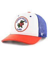 pretty nice cb523 aad8a  47 Brand Florida Gators Swell MVP Trucker Snapback Cap.