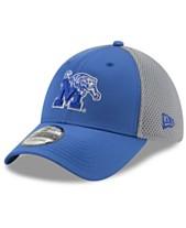 the latest af35c 9b0b0 New Era Memphis Tigers TC Gray Neo 39THIRTY Cap