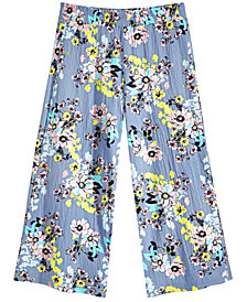 Epic Threads Big Girls Floral-Print Culotte, Created for Macy's