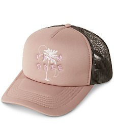 O'Neill Juniors' Palm Daze Trucker Hat