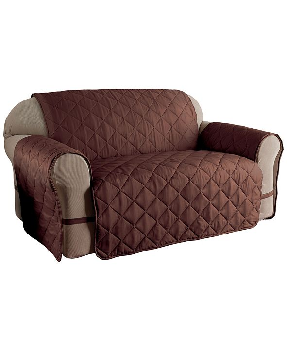 P/Kaufmann Home Microfiber Ultimate Furniture Protector for Loveseat
