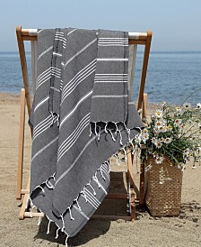 Linum Home Lucky Pestemal Beach Towel