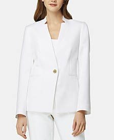 Turn-Lock Blazer