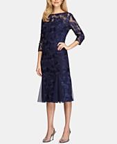 25bf8f8e02a Alex Evenings Dresses for Women - Macy s