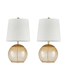 510 Design Terrene Table Lamp Set of 2