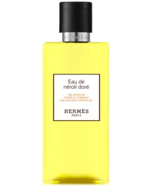 HERMES Eau de Neroli Dore Hair & Body Shower Gel, 6.7-oz.