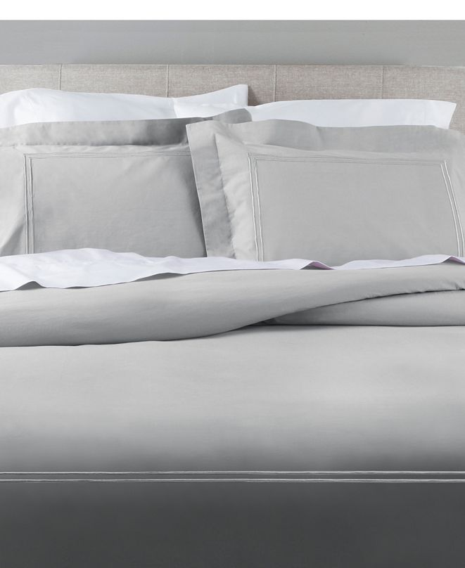 Elite Home King Soft Washed Percale Duvet Sets