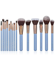 15-Pc. Dreamcatcher Makeup Brush Set