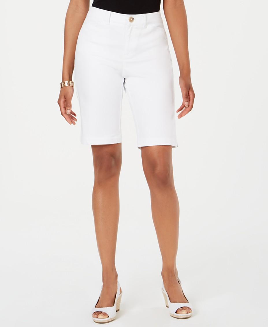 88f237ad Charter Club Bermuda Shorts, Created for Macy's