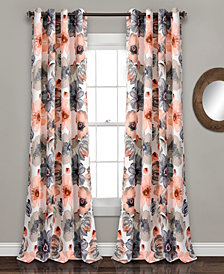 Leah Floral Curtain Collection