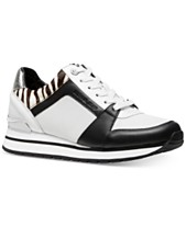 d2b62fab737 MICHAEL Michael Kors Billie Trainer Sneakers
