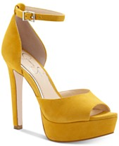 6b3e8259bf Jessica Simpson Beeya Two-Piece Platform Sandals, Created for Macy's