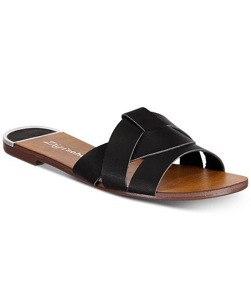 ZIGIny Zigi Soho Wilamina Flat Sandals