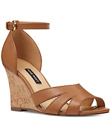 Nine West Lilly Wedge Sandals