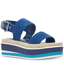 Nine West Athena Platform Espadrille Sandals
