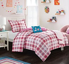 Jenna 5 Piece Full Comforter Set