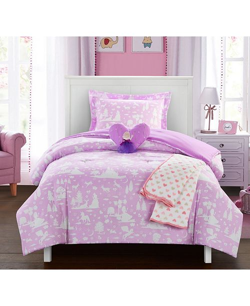 Chic Home Excalibur 5-Pc. Comforter Sets