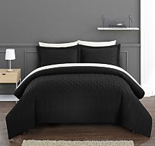 Chic Home Jazmine 2 Piece Twin Comforter Set