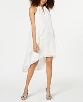 3ec6c58d023e3e Thalia Sodi High-Low Chiffon Cascade Dress, Created for Macy's