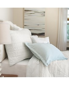Vanya White King Quilt