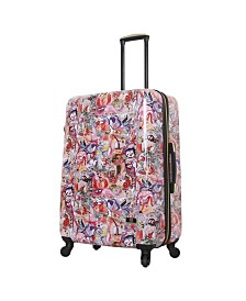 "Halina Susanna Sivonen Squad 28"" Hard Side Spinner Suitcase"