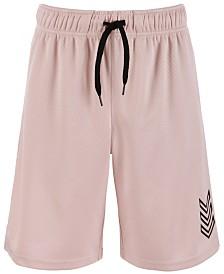 Ideology Big Boys Chevron-Stripe Shorts, Created for Macy's