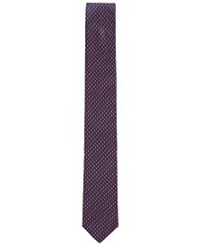 BOSS Men's Silk Jacquard Tie