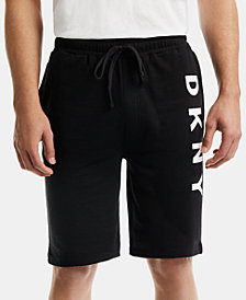 DKNY Men's Logo Pajama Shorts