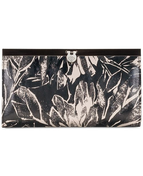 Patricia Nash Cauchy Sunflower Print Wallet