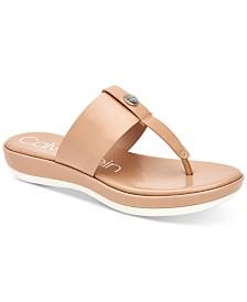 Calvin Klein Women's Kimmy Sandals